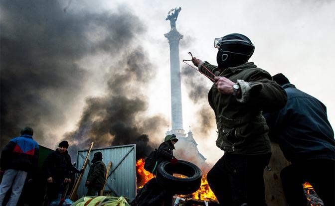 Правда Майдана: «Небесную сотню» расстреляли депутаты