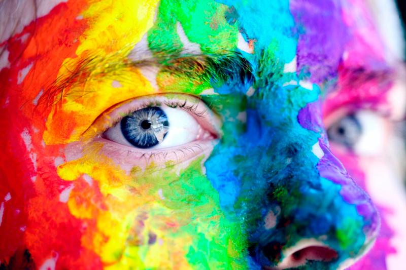 Психология цвета: Как мы реагируем на тот или иной цвет