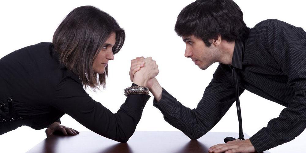 Роль женщины в семейных спорах