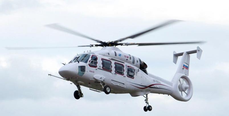 Ка-62: новый российский вертолёт