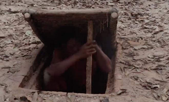 Схрон в лесу: строим подземный дом, который никто не найдет Идеи