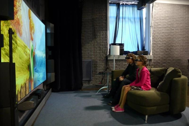 С претензией на революцию - Интерполяционные Экраны 3D-tek