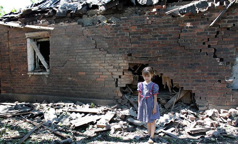 Очередной украинский нацист призвал «не жалеть» жителей Донбасса