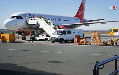 """В """"Домодедово"""" возобновилась регистрация на рейсы """"ВИМ-Авиа"""""""