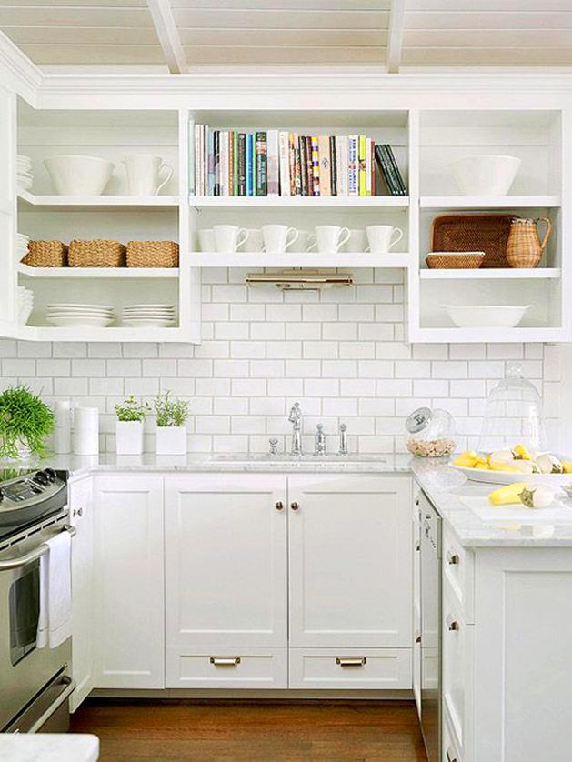 Кухня в цветах: серый, светло-серый, бежевый. Кухня в стиле скандинавский стиль.