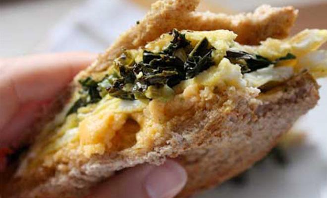 Вкуснейшие бутерброды, от которых только польза