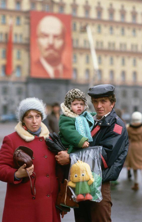 Чем дальше, тем больше я люблю СССР.