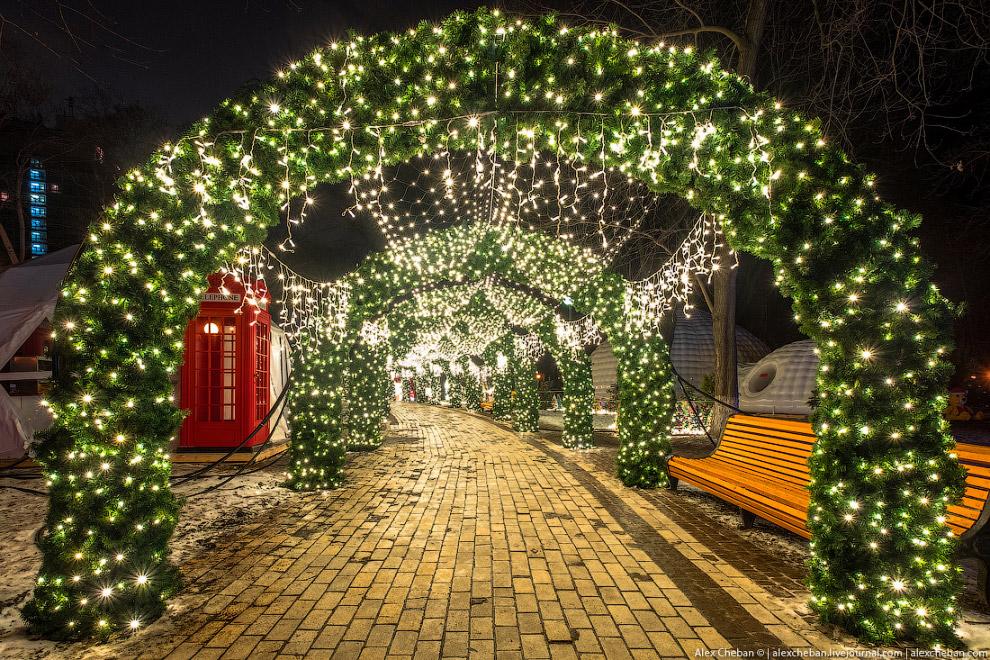 сайт мануфактура киев фото новогодних мероприятий новинки