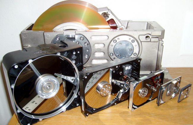 Как увеличить объем жесткого диска до 40 ТБ При помощи микроволн
