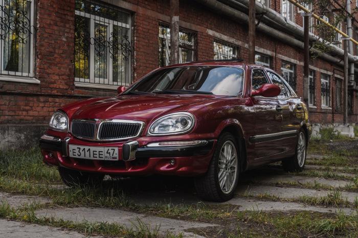 Новая «Волга»: спасти отечественный автопром 90-е,автомобили,водители,волга,волга 3111,газ
