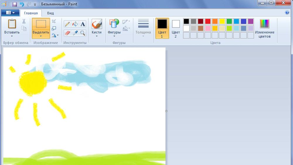 Microsoft решила сохранить Paint