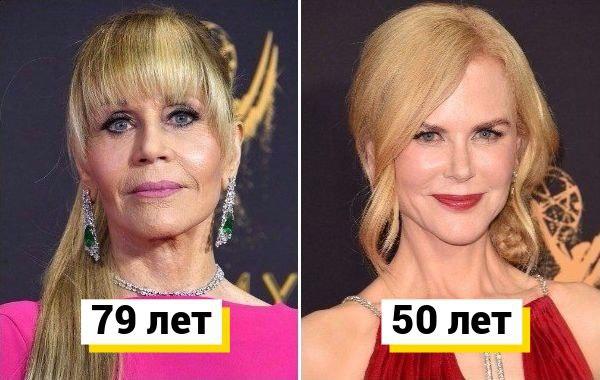 Звёзды Голливуда старше 50-ти, затмившие молодых красоток на премии «Эмми 2017»
