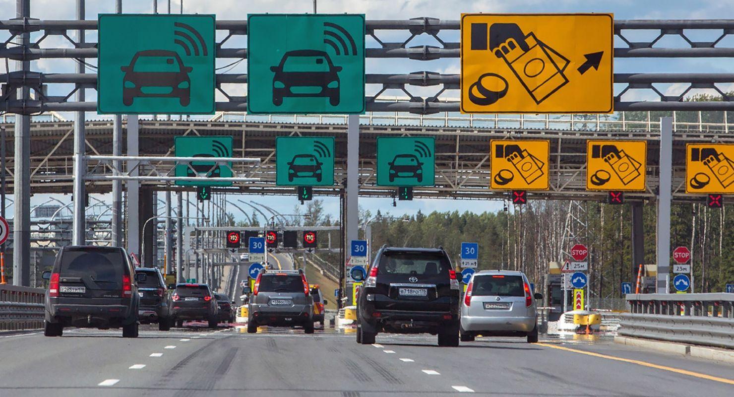 В России начал действовать штраф за неоплату проезда по платной автодороге Автограмота