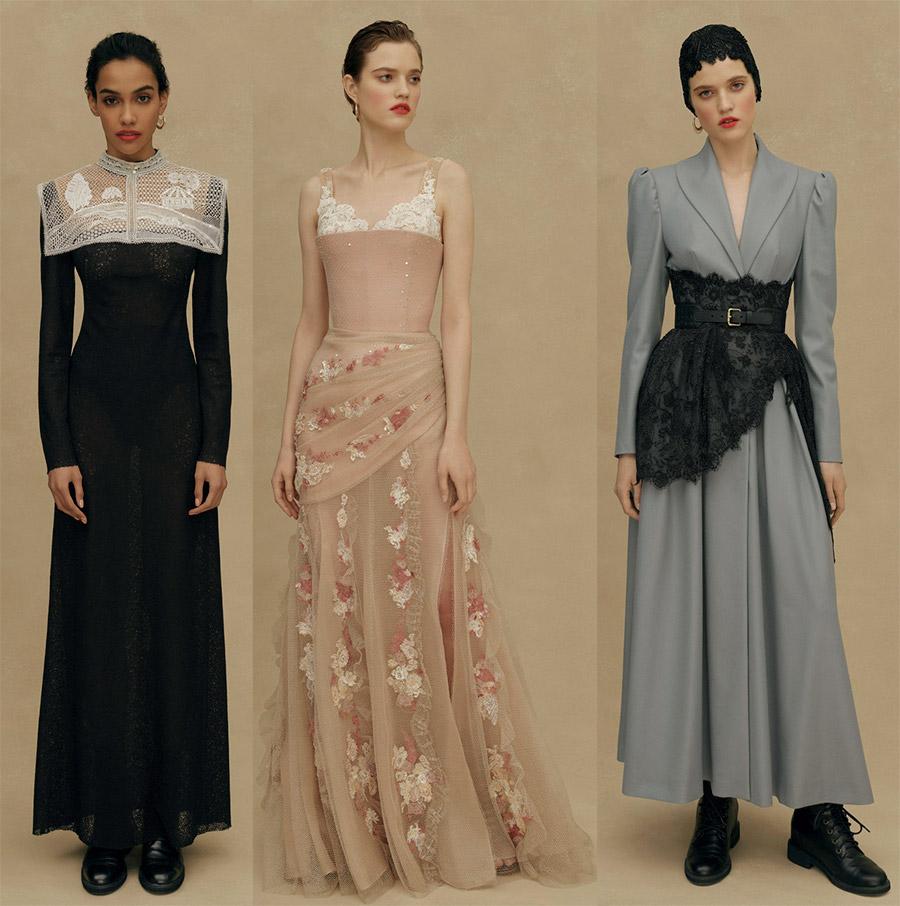 Красивые платья от Ульяны Сергеенко на весну-лето 2019