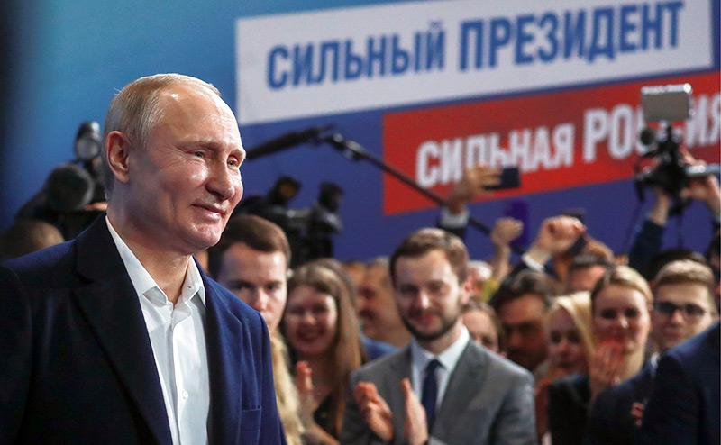 Кремль готов ещё на шесть лет уступок перед Западом