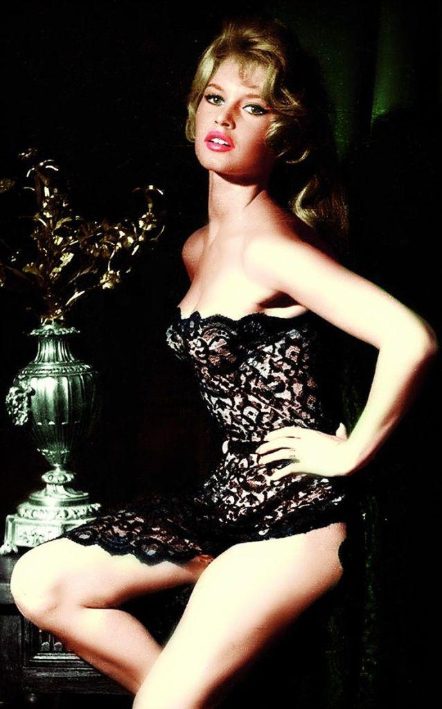 Дивная ретро красота. Портреты голливудских актрис 50-60х годов от Питера Баша
