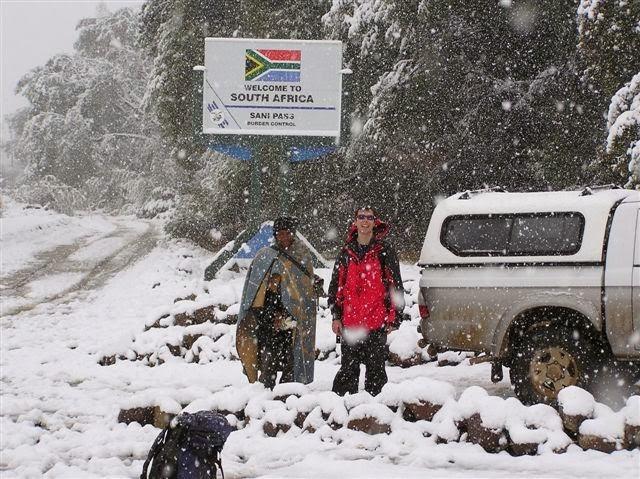 Добро пожаловать в Южную Африку зима, мир, снег, юмор