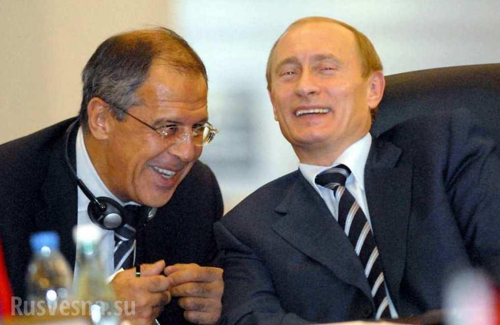 Дмитрий Киселев: Путин смеется над НАТО