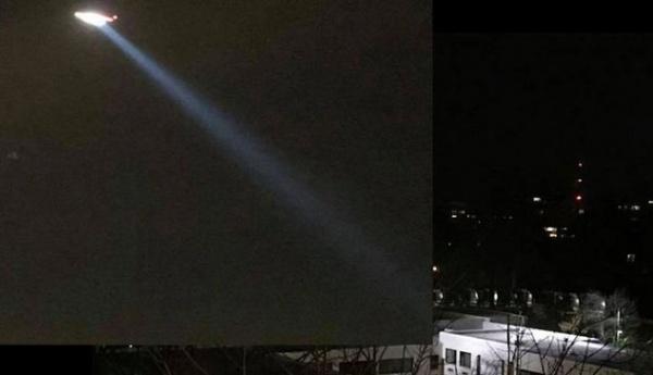 ВСША объяснили ночное кружение вертолета над российским посольством