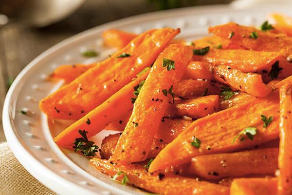 Секреты запекания моркови