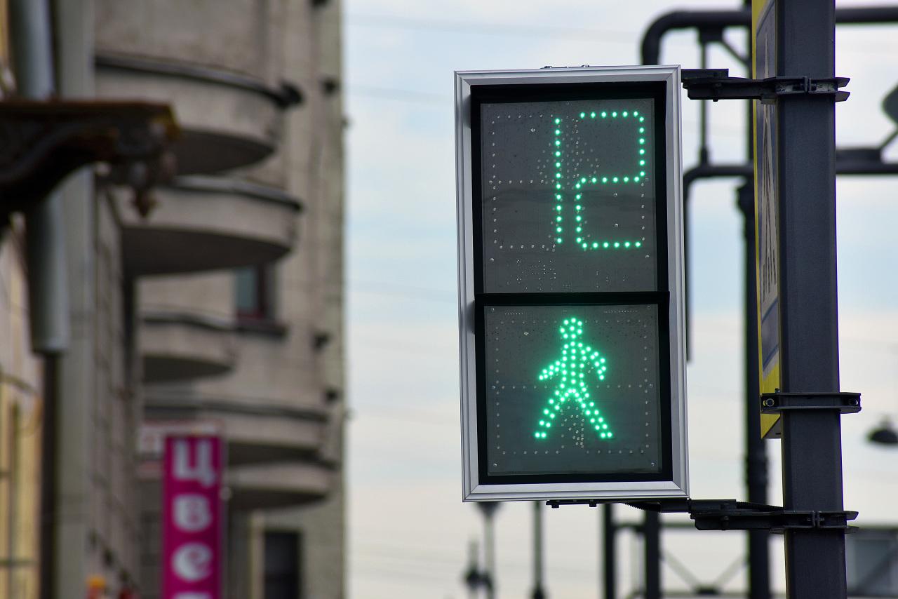 Кому мешает табло обратного отсчёта на светофоре авто и мото