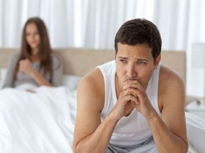 Лечение половой слабости у мужчин