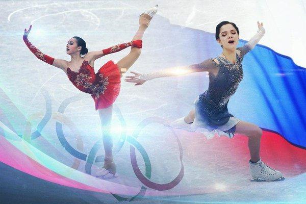 «Были русские и все остальные»: Россия покорила мир на Олимпийских играх в Южной Корее
