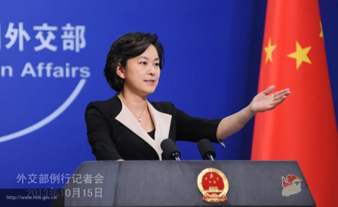 Китай ответил на авиаудары США в Сирии