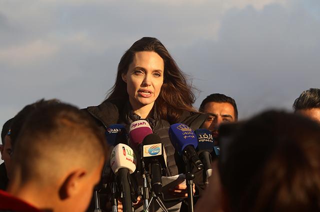 Анджелина Джоли рассказала о…