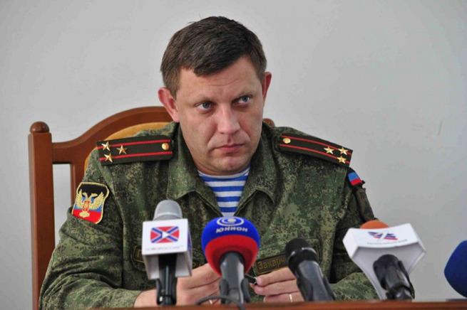 Захарченко: Освободительного похода на Киев не будет, Днепропетровск войдет в Новороссию