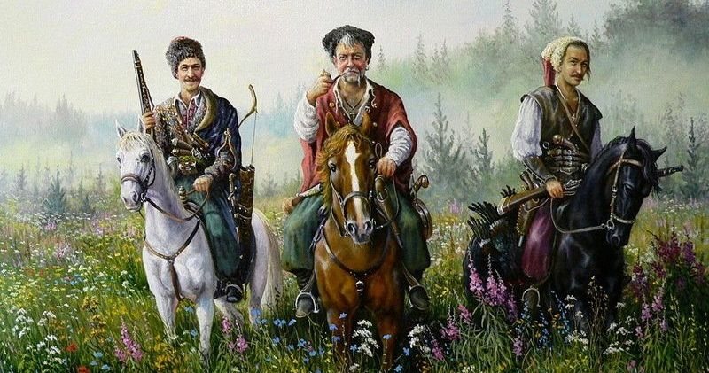 «Без баб»: почему на Запорожской Сечи не было женщин жизнь,история,тайны,факты