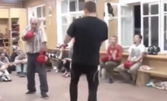 Бесконтактный бой в реальных схватках бесконтактный бой,бокс,ММА,Пространство,спецназ,тренировка