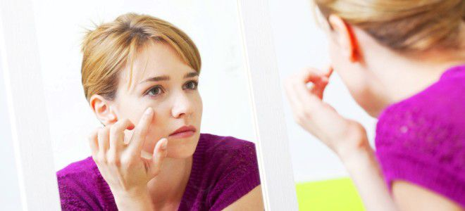 Мешки под глазами при болезни почек