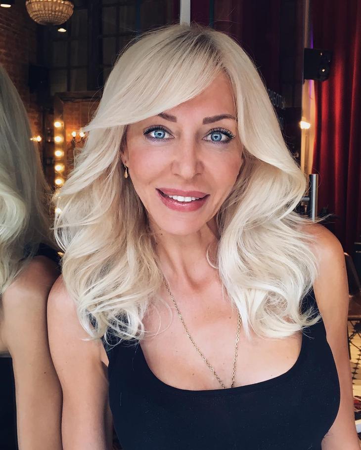 стрижки после 40 лет на разную длину волос фото 12
