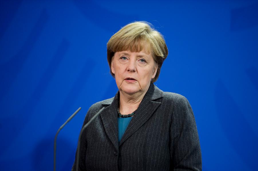 У Ангелы Меркель опять дела плохи. Народ снова разлюбил канцлера