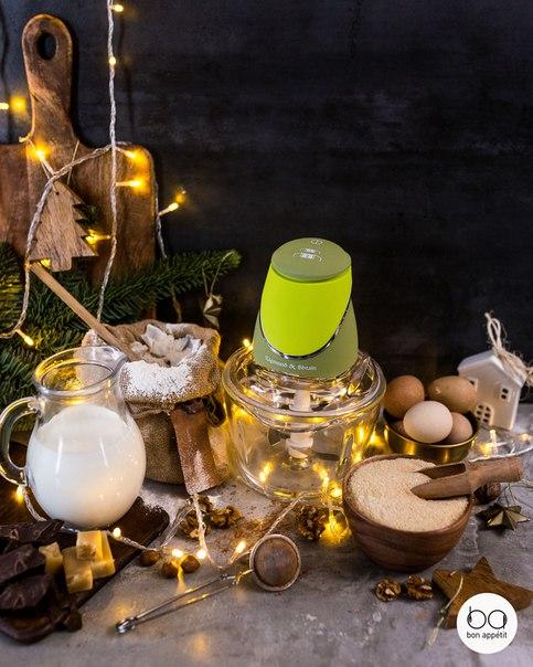 Подборка новогодних печений