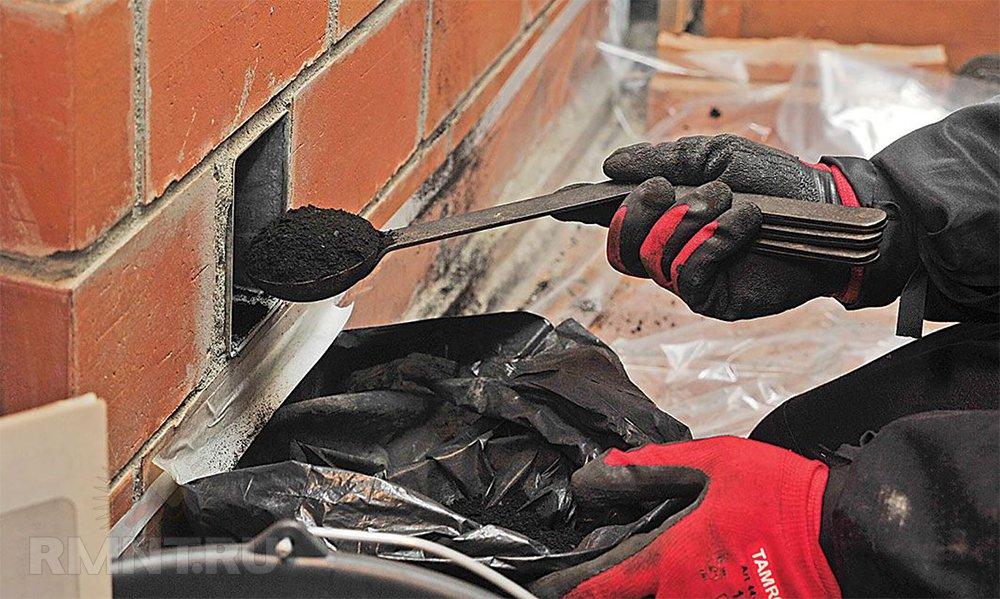 Чистка дымохода: как прочистить трубу от сажи дача,дымоходы,камины,ремонт и строительство