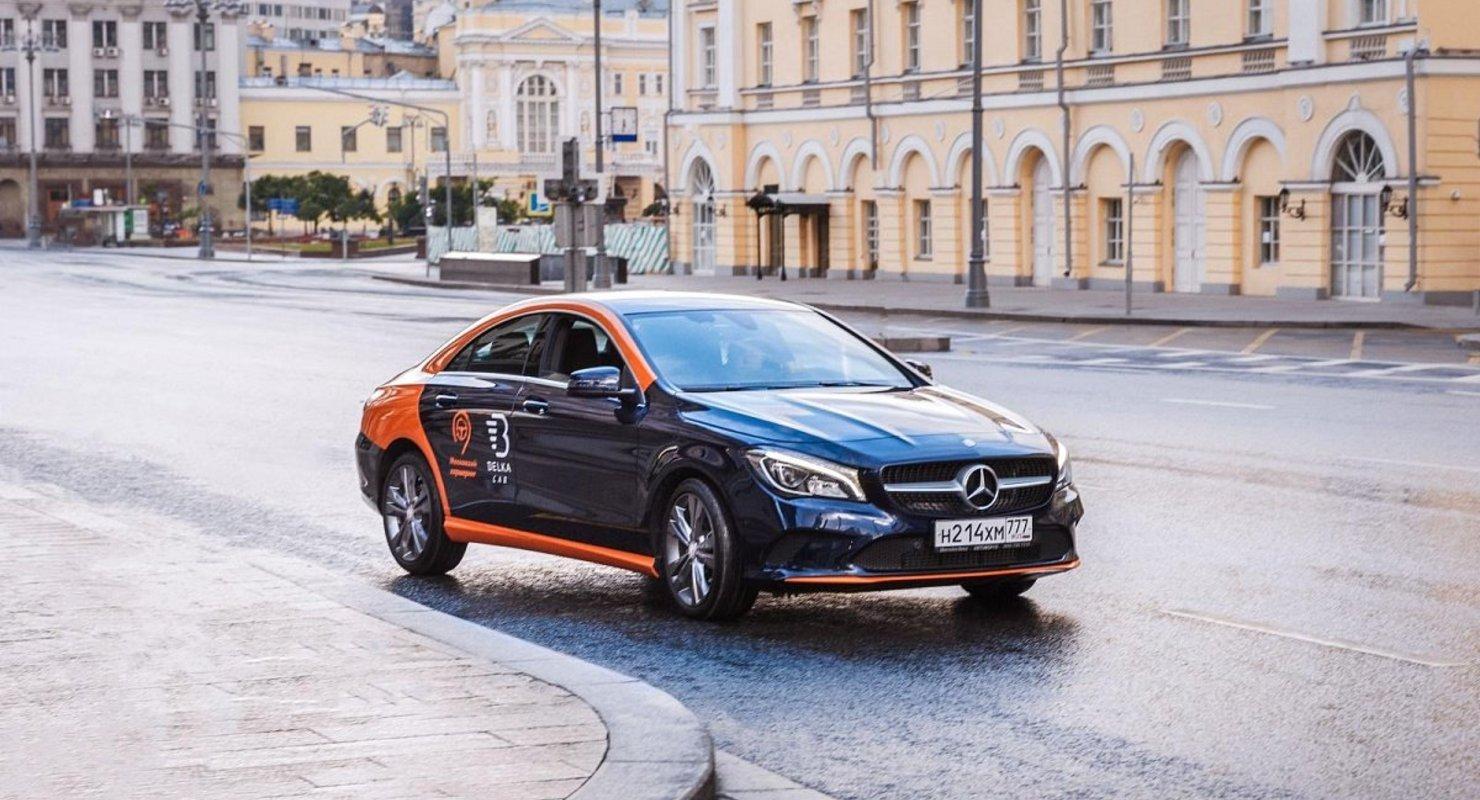 Пользователям каршеринга разрешили передвигаться по России Автомобили