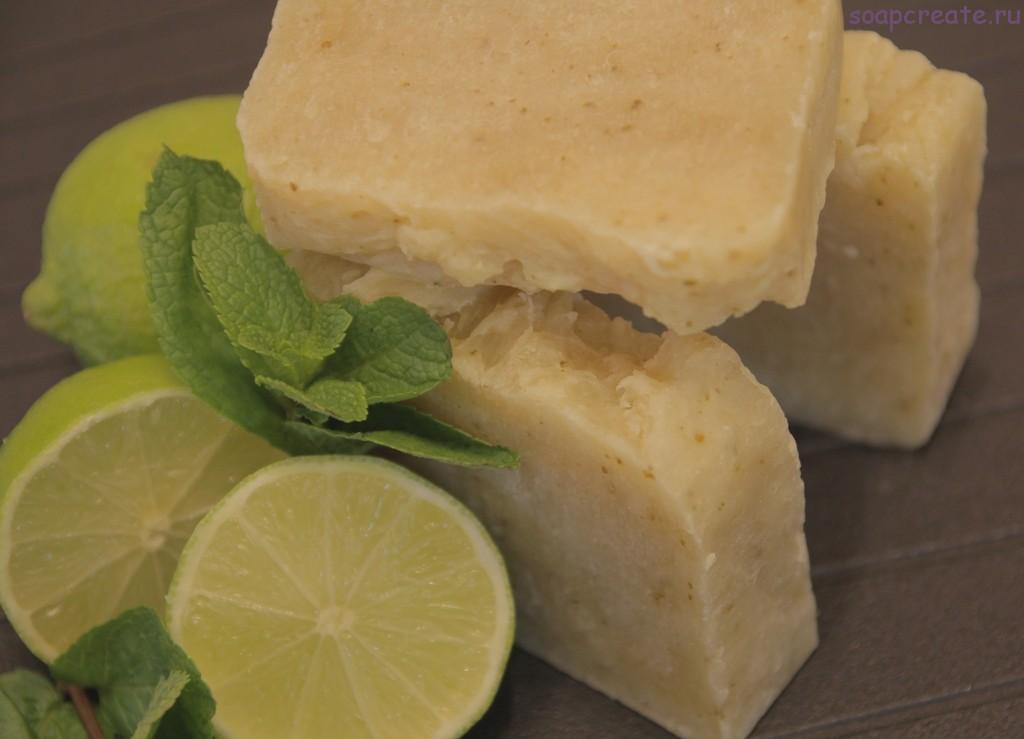 Мастер- класс по изготовлению натурального мыла с нуля горячим способом в духовке