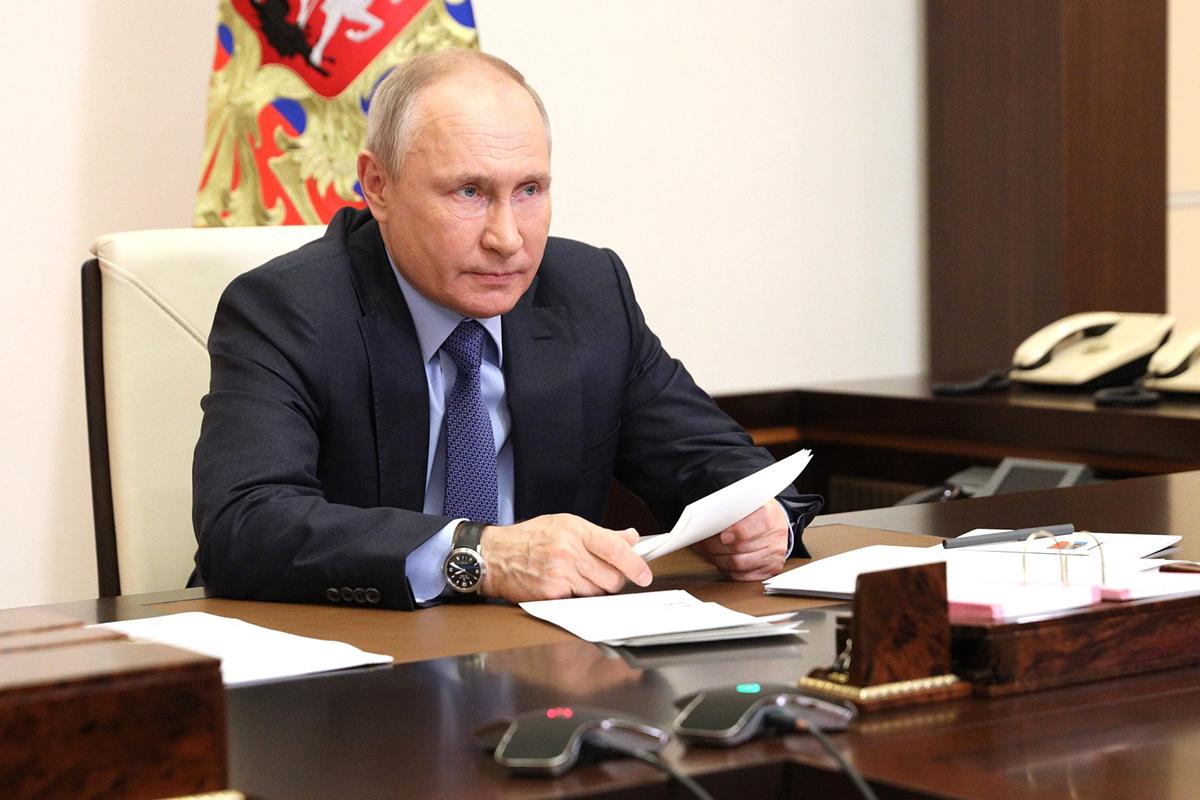 Путин пообещал «выбить зубы» желающим «укусить» Россию