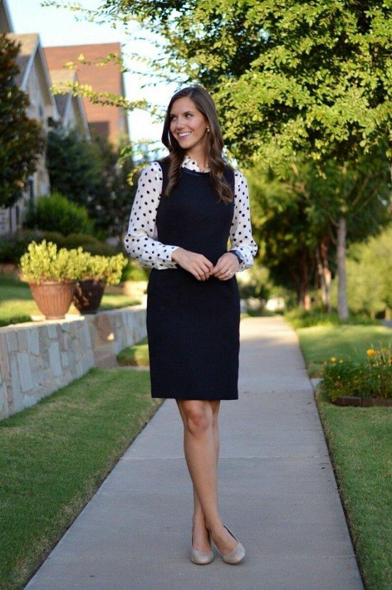 Что носить взрослой женщине на работу, чтобы выделяться среди коллег? 7 классных вещей на каждый день