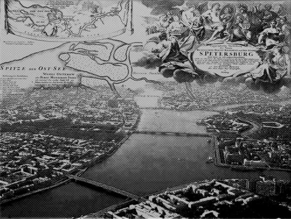 Волшебная стройка Петербурга