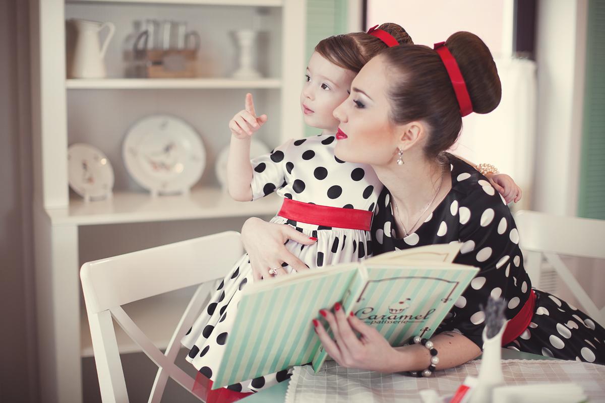 фото дочки матери