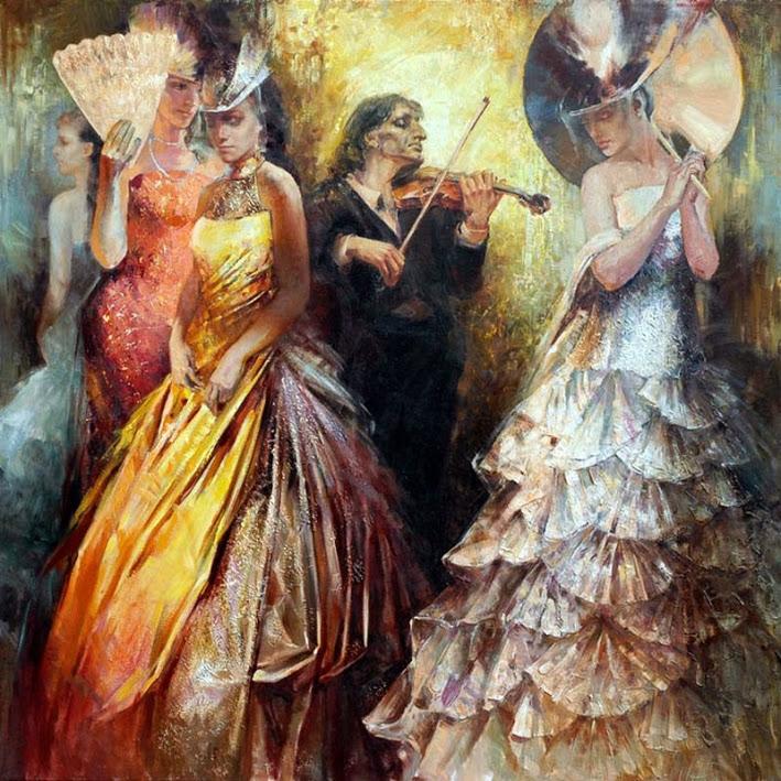 Мистический музыкант Никколо Паганини пользовался славой героя-любовника
