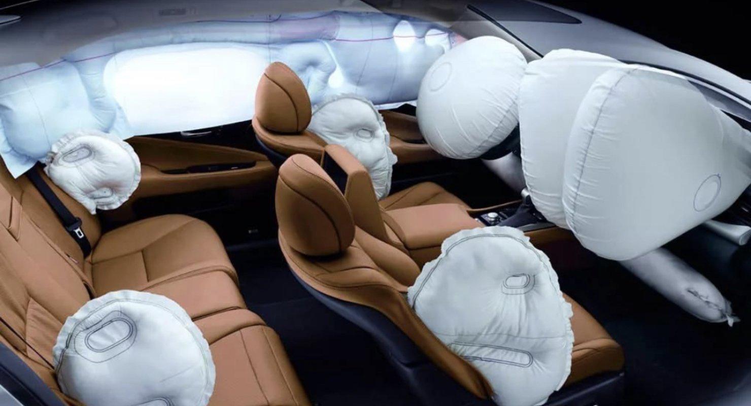 Подушки безопасности, как они появились и кто их придумал Автомобили