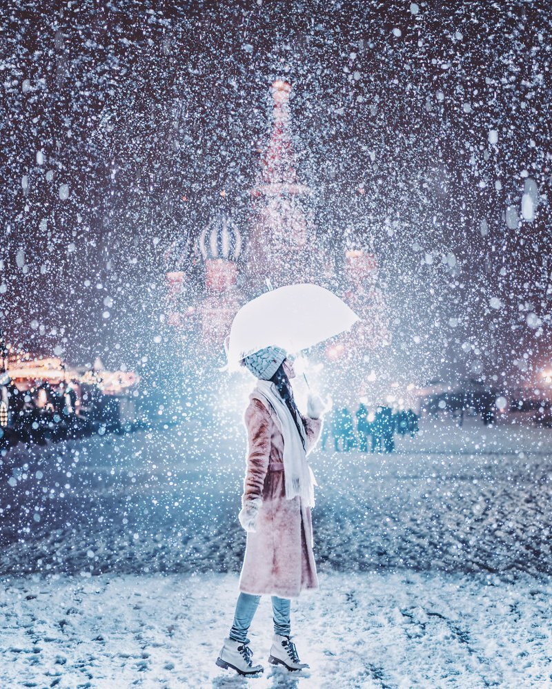 всех падающий снег на фото в инстаграм публичных выступлениях