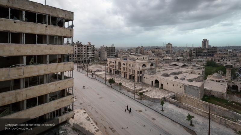 Армия Сирии вошла город Манбидж в Алеппо, сообщили СМИ