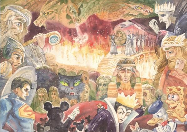 Лекарь Сказочных Душ (главы 1-6)