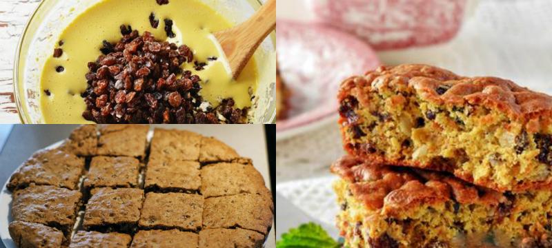 Быстрое простое печенье «Мазурка»