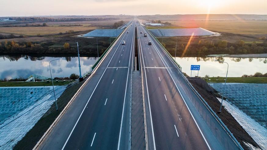 Дорога к местным курортам: капитальный ремонт одного из участков М-4 завершат в 2021 году авто,авто и мото,водителю на заметку,гибдд,машины,новости автомира,Россия